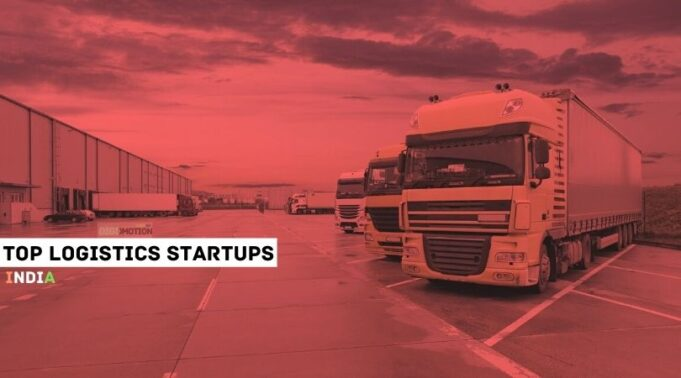 top logistics startups in india