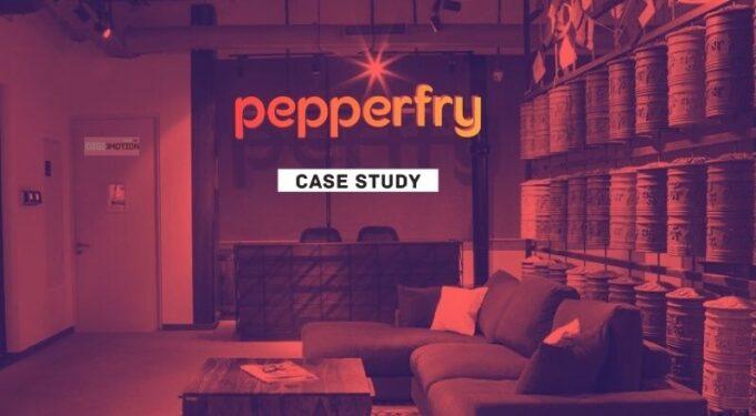 pepperfry business model