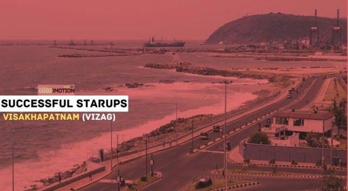 vizag startups