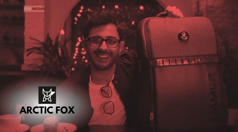 Arctic Fox brand ambassador