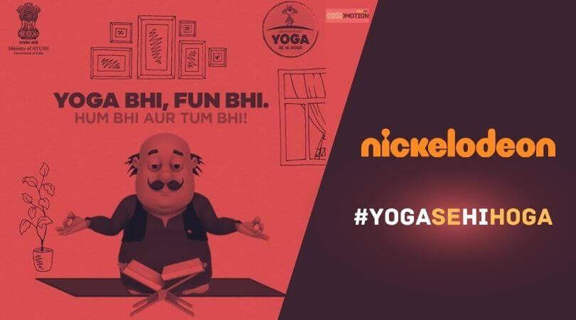 Nickelodeon yogasehihoga