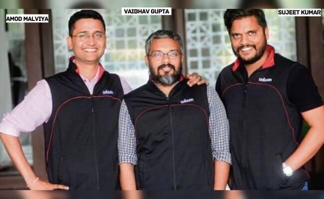 udaan founders