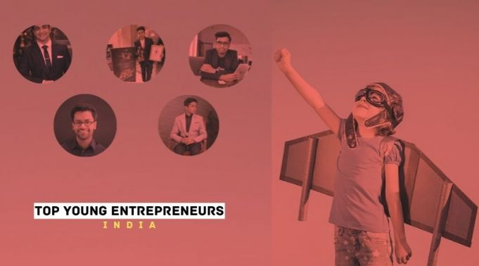young entrepreneurs in India