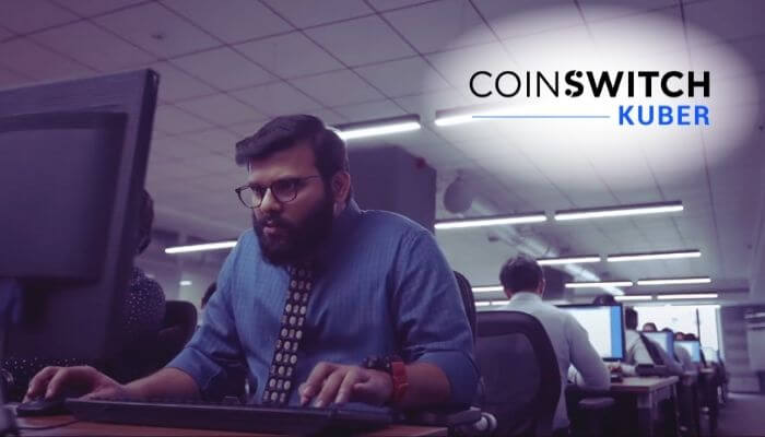 coinswitch kuber advertisement
